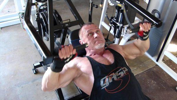大胸筋上部の筋トレ効果を高めるコツ④「大胸筋上部を鍛える種目数を増やす」