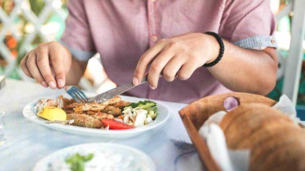 適切な食事を意識する