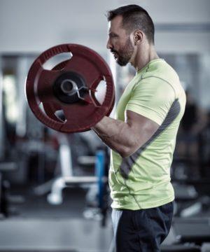 【一人で行う場合】ストリクト動作でも扱える重量で筋肉の緊張時間を長くするやり方