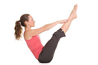 腹直筋下部を鍛えるおすすめ種目⑬「Vシットキープ」