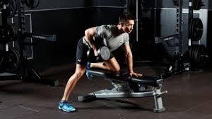 「筋トレで対象となる筋肉を刺激する」