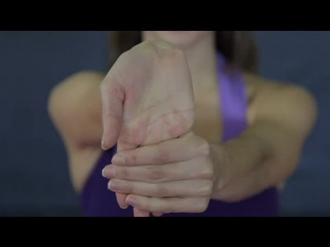 「腕橈骨筋」のストレッチ法