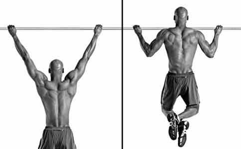 「大円筋」を効果的に鍛えられるトレーニング種目
