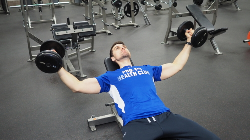 軽い重量でも筋肥大に効果的