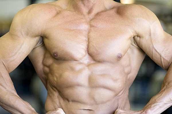 大胸筋の「ストリエーション・ディテール」作りに効果的