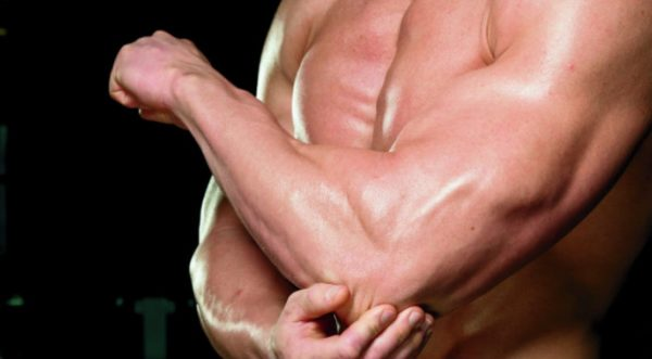 「肘関節の関与」