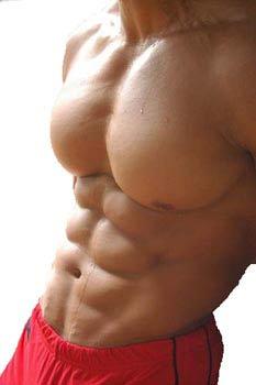 「胸板の厚み」を強調するのに効果的
