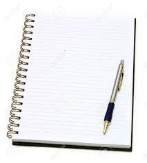 筋トレ上級者向けの持ち物⑨「筋トレ内容を記録するための道具」