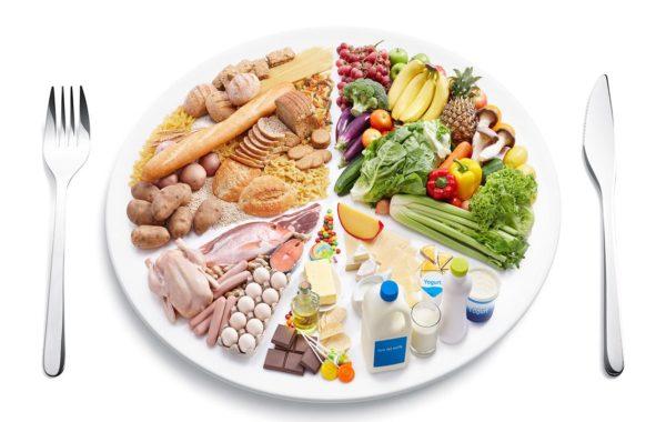 栄養バランスを考えた食事を摂ろう