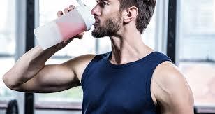 筋トレ後に実践したいこと⑤「炭水化物を含むドリンクを飲む」