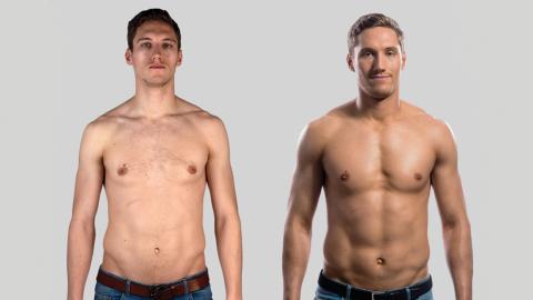 筋トレ後に筋肉を温めることは「筋肥大」の促進に効果的