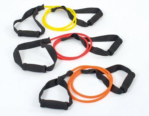 腕立て伏せの効果的な器具⑥「トレーニングチューブ/レジスタンスバンド」