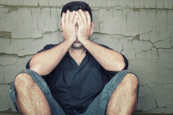 筋トレの効果・メリット⑦「うつ症状の緩和」