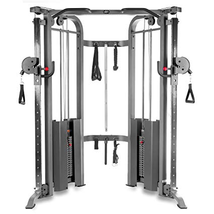 背筋のトレーニングマシン④「ケーブルマシン」