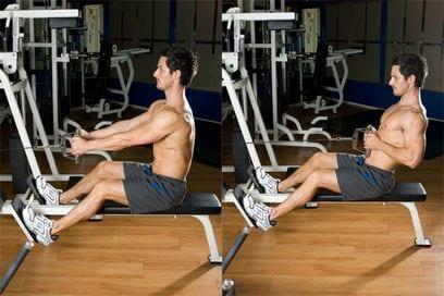 背筋トレーニングのポイントと注意点③「ネガティブ動作はゆっくりと行う」