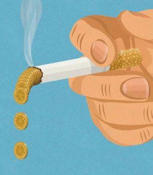 禁煙してよかったこと①「お金が浮く」