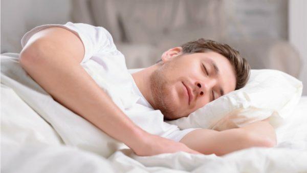 筋トレの効果・メリット⑥「睡眠の質が高まる」