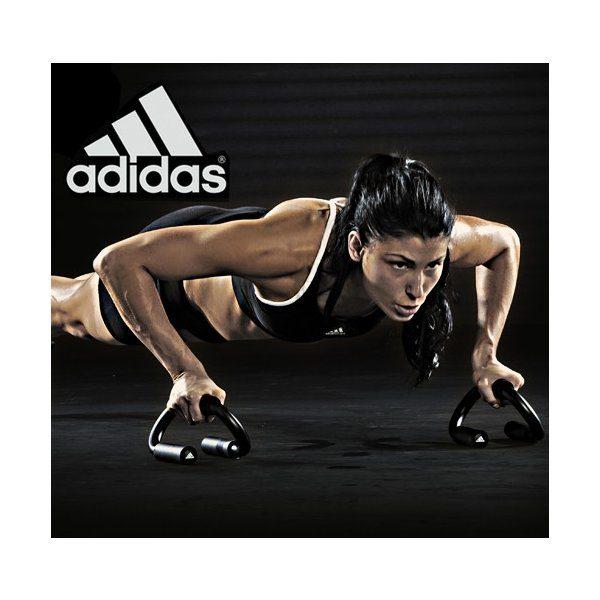 おすすめのプッシュアップバー②「adidas(アディダス)プッシュアップバー ADAC-12231 BLK」