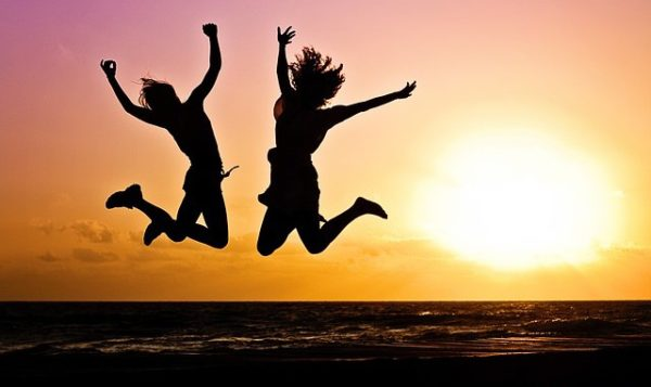 筋トレの効果・メリット⑤「幸福度が高まる」